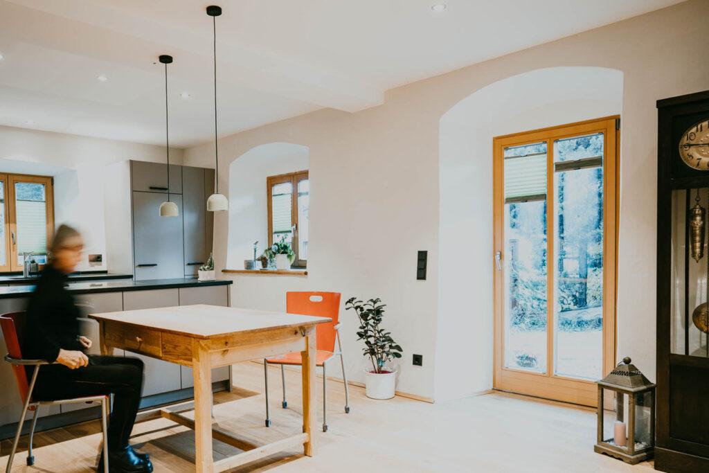Paula Buchner - Sanierung Architektur Innenarchitektur Haus K Schnaitsee
