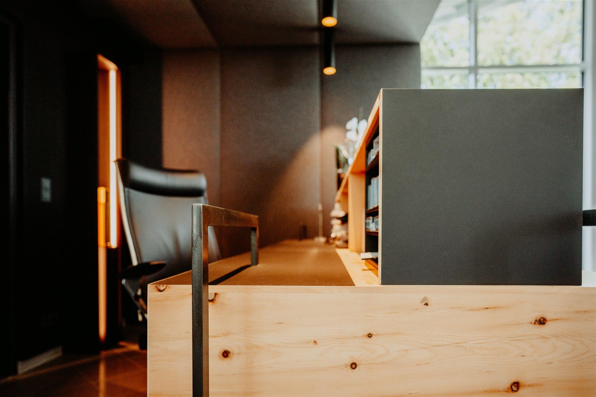 Projekt Paula Buchner - Empfang für Regenauer Haus